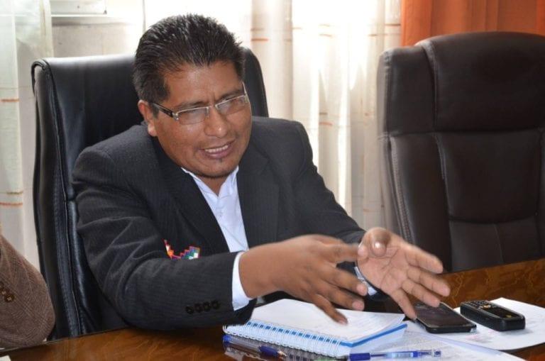 GORE Moquegua interpuso denuncia penal en contra de gobernador regional de Puno por caso Pasto Grande