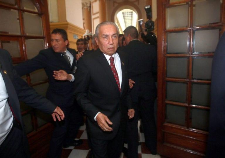 Caso Chávarry se dilata en el Congreso: suspenden sesión por falta de quorum