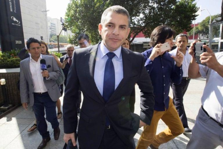 """Rafael Vela negó que Barata haya exculpado a Alan García: """"Eso no es verdad"""""""