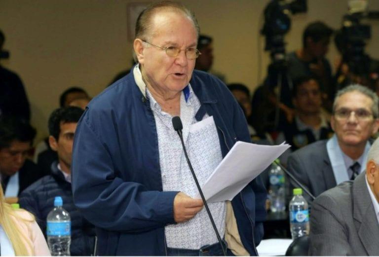 Confirman detención preliminar contra Luis Nava y otros investigados