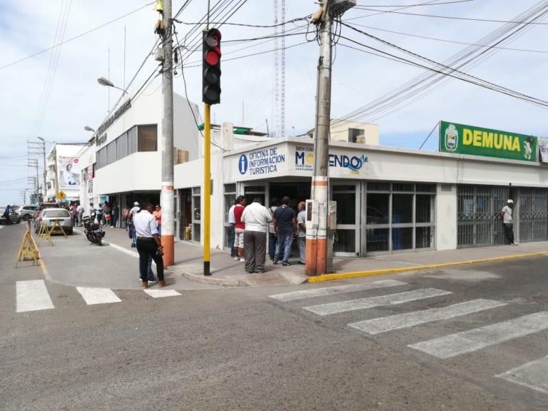 Aperturan oficina de información turística en Mollendo
