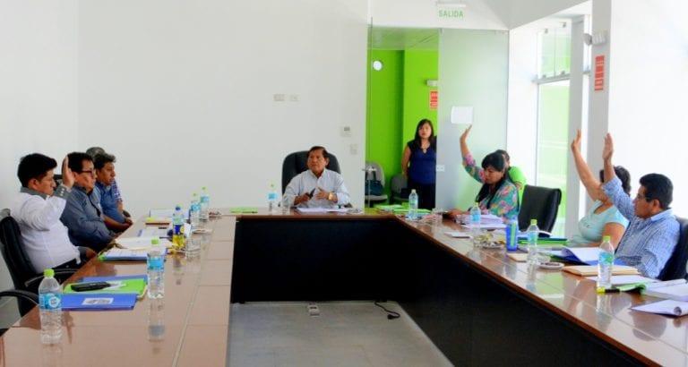 Directorio de Pasto Grande aprueba transferir componente Lomas de Ilo al Ejecutivo