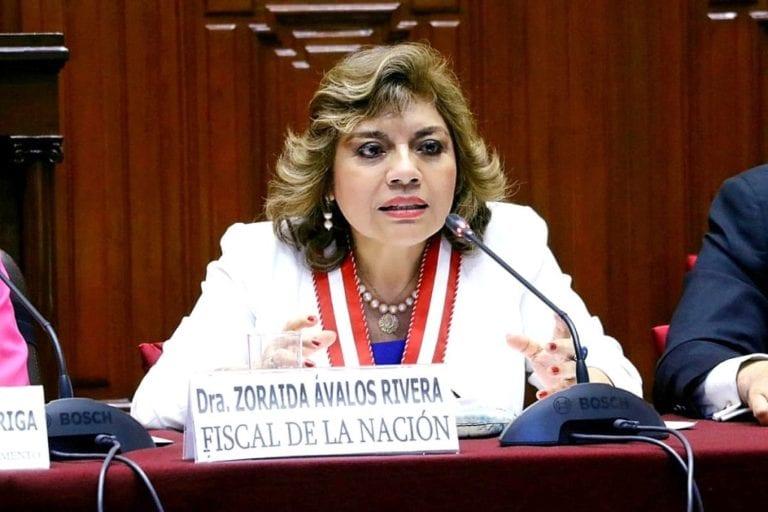 Ávalos ratifica que Equipo Lava Jato no tiene competencia para investigar a Vizcarra