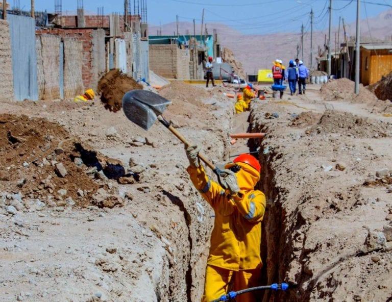 """La inversión pública en el sur se deprime, """"jefes de pliego están en otra"""""""