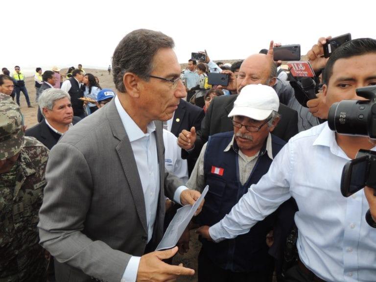"""Vizcarra: """"Vamos a hacer lo que sea necesario con tal de llevar adelante la reforma política"""""""