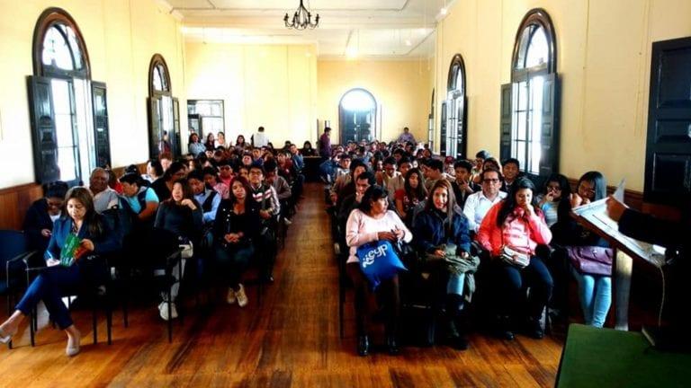 Municipalidad Provincial de Islay convoca a participar de taller de orientación vocacional
