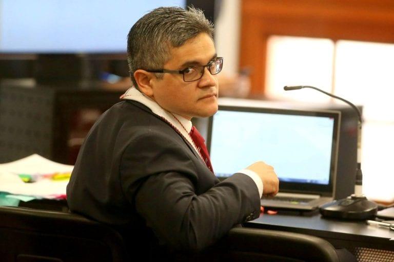 «Si el fiscal Rafael Vela se va del Equipo Especial, nos vamos todos»