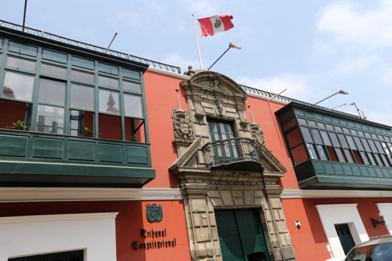 TC declara inconstitucional ley de ascensos automáticos en el sector Salud