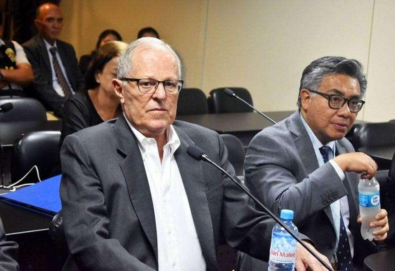 Ministerio Público denuncia constitucionalmente a Pedro Pablo Kuczynski
