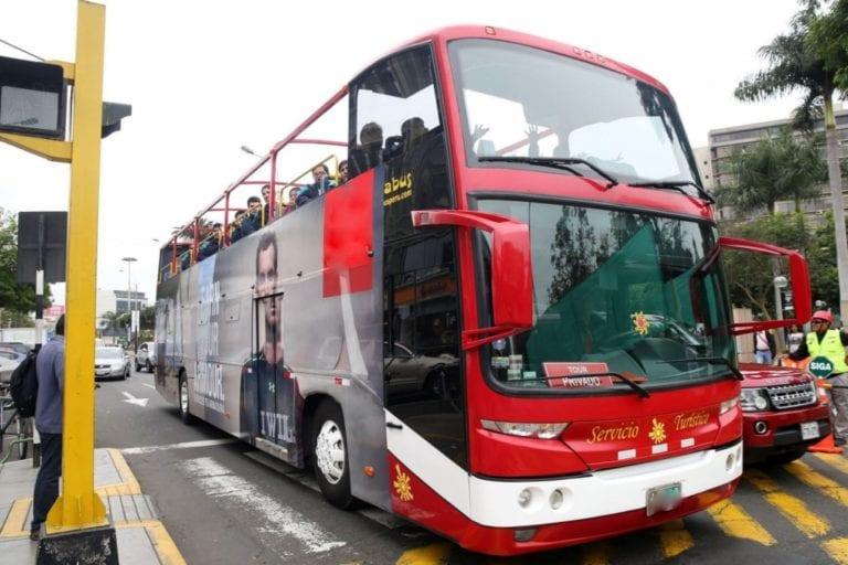 MTC lanza web para verificar cuáles son las empresas y vehículos de turismo autorizados