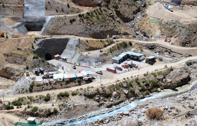 Comando de Operaciones Regional Covid-19 Moquegua cancela visita a proyecto Quellaveco