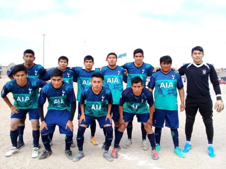 Equipo favorito en el fútbol puneño se retiró del campeonato