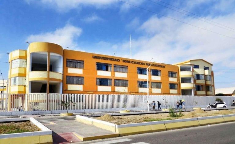 Poder Judicial le da la razón a la SUNEDU sobre denegatoria de licencia de la Universidad José Carlos Mariátegui