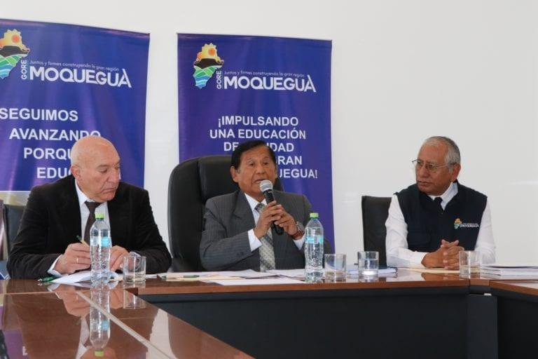 Anuncian financiamiento de energía eléctrica para Chilota – Chincune que transportará agua para Lomas de Ilo