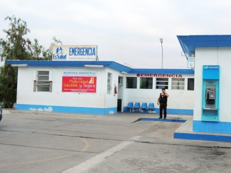 Niegan atención a dos menores en Hospital de EsSalud Ilo, pese a emergencia