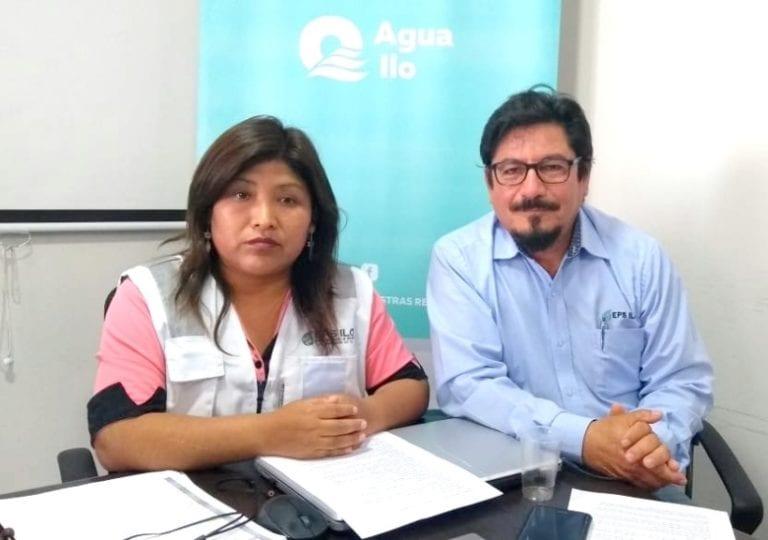 Cortes del servicio de agua en Ilo se debe al colapsó de bocatoma de Ite