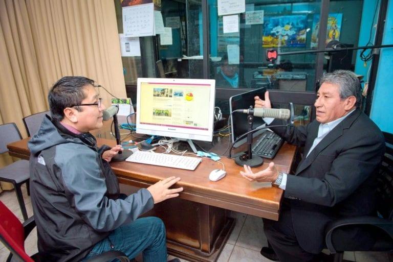 Director de radio Americana Eduardo Arias se recupera satisfactoriamente