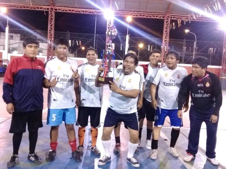 """Fe y Alegría en damas y Miguel Grau en varones campeones en los """"Juegos Magisteriales"""""""