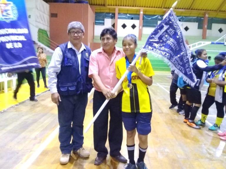 324 jugadores participaron en el torneo inter municipios escolares