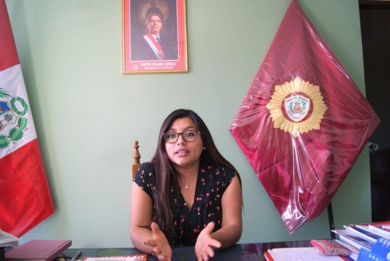 Acción cívica en Chojata el 23