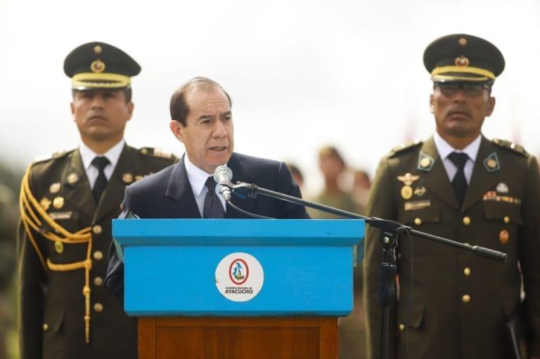 «Quienes cometan corrupción no tienen cabida en el Ejército»