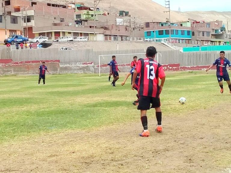 Real Villa toma la delantera al término de la fecha en el Maracaná