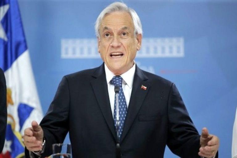 Piñera convoca a inédito plebiscito constitucional en Chile