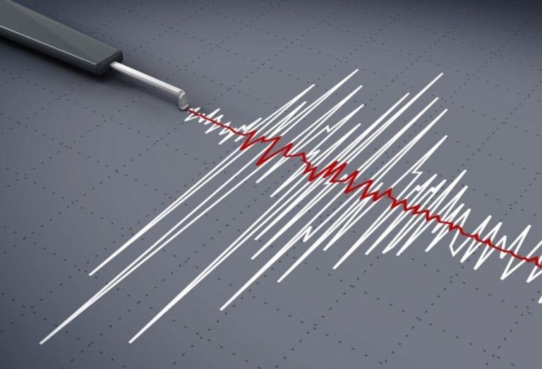 Cinco sismos remecieron la región Ica este miércoles, en dos horas