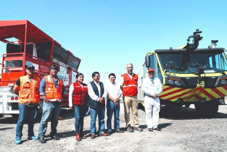 En abril entraría en funcionamiento el aeropuerto de Moquegua