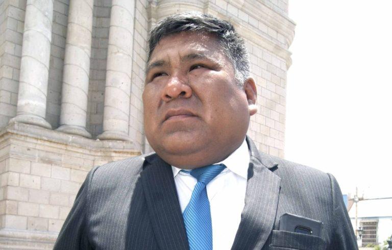 Procurador Anticorrupción denuncia a titular de la GERESA Dr. Percy Huancapaza