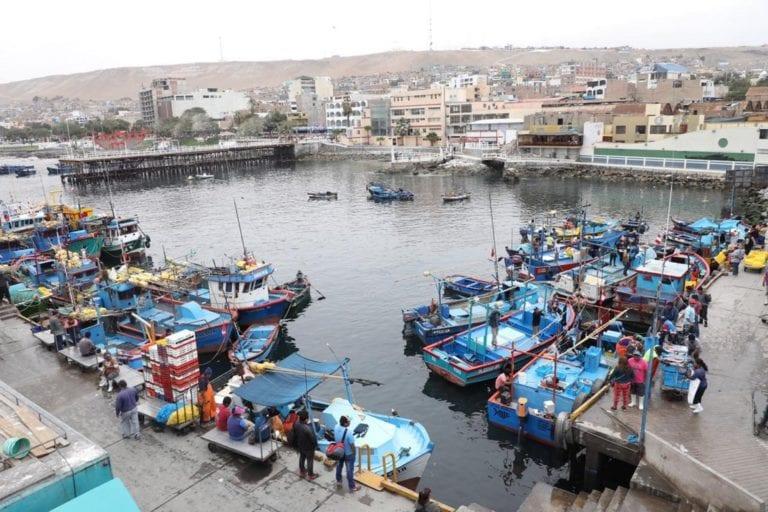 Empresa del norte se burla de pescadores de Ilo