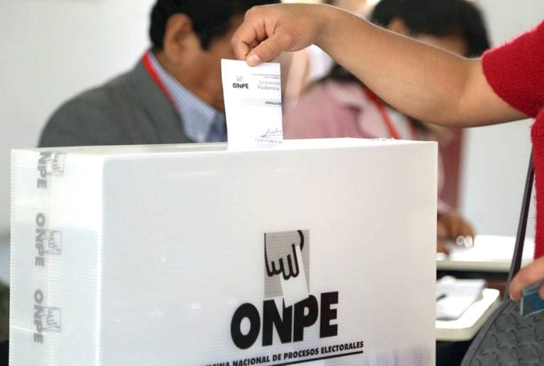 Aperturan Oficina Regional de Coordinación de la ONPE en Moquegua