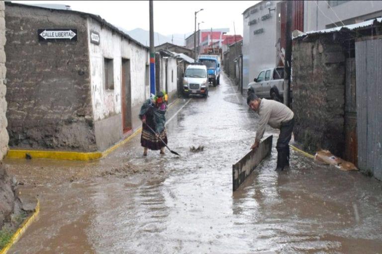 Prorrogan Estado de Emergencia por impacto de daños por contaminación hídrica
