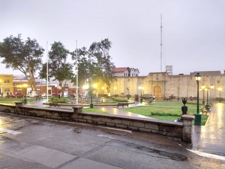 Nueve distritos de Moquegua son declarados en estado de emergencia por lluvias