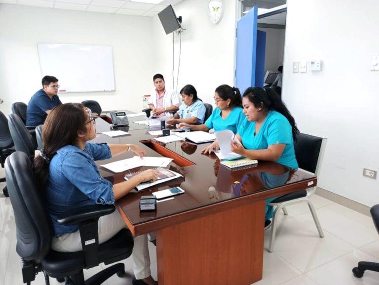 Hospital Regional Moquegua se prepara para hacerle frente al coronavirus