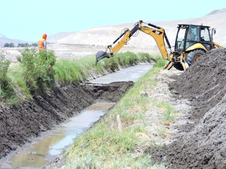 Nuevo ingreso del río Locumba impide captar agua para Ilo