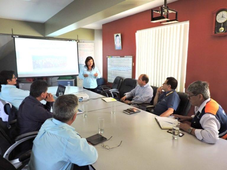 EPS Ilo fortalecerá diálogo con grupos de interés de la provincia