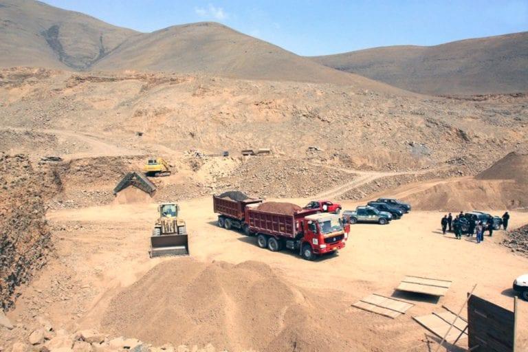 ANA autoriza uso de agua de Dren Manantial a minera Vale