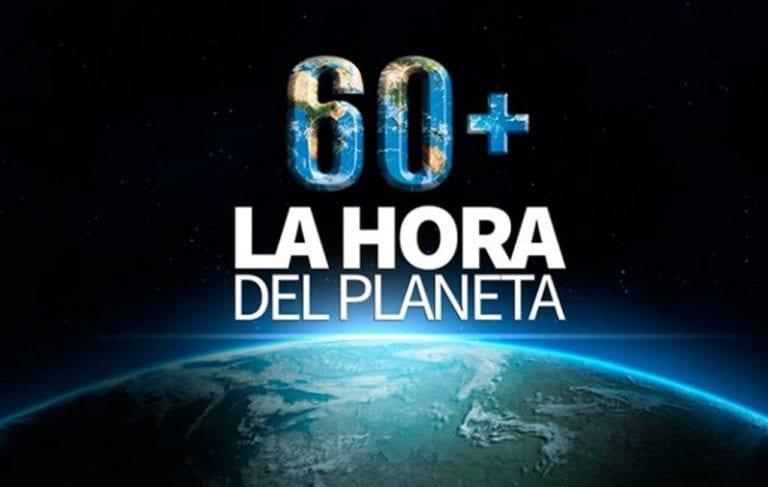 Invitan a la población a unirse a la Hora del Planeta