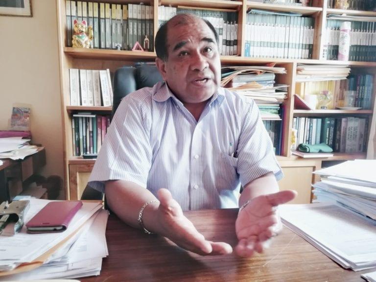 """Luis Concha Zeballos: """"En el PDC no está considerado como un plan de desarrollo la actividad minera"""""""