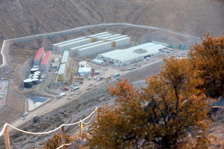 La minería en Moquegua no descansa, sigue produciendo más