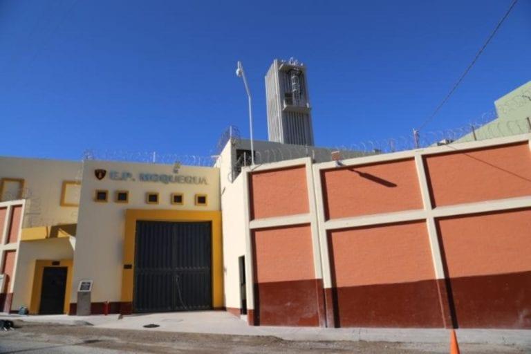 Internos de Penal San Ramón de Samegua superan el COVID-19