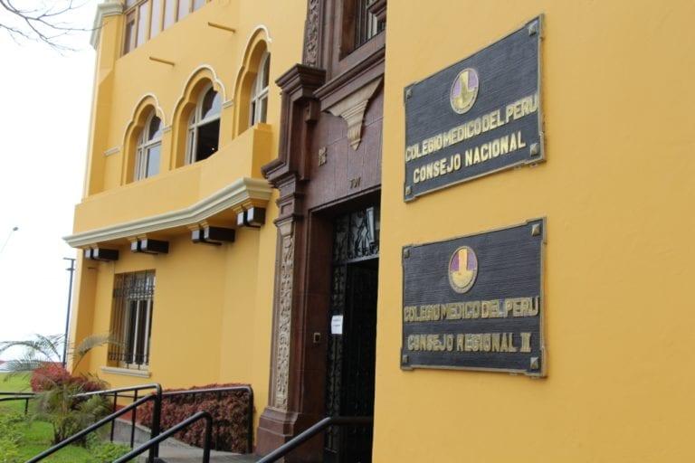 Coronavirus: Colegio Médico pide ampliar cuarentena dos semanas por razones sanitarias