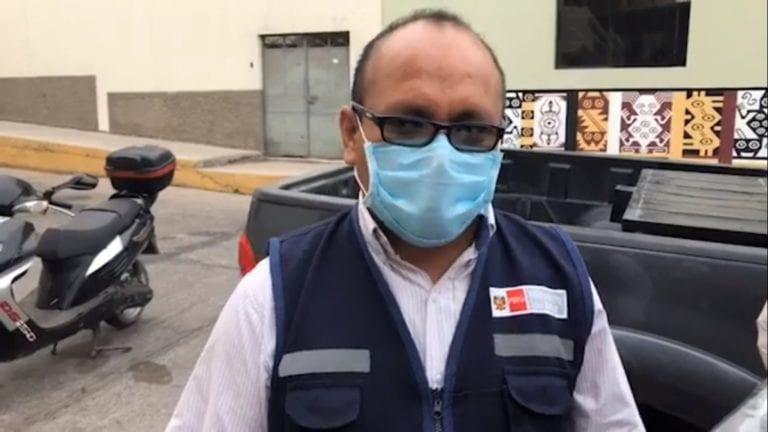 Jefe de la Red de Salud en contra que Ilo ingrese a cuarentena extrema