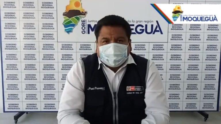 Sube a 18 los casos confirmados con COVID-19 en Moquegua