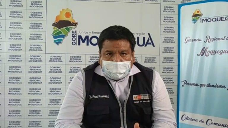 Ilo supera a Mariscal Nieto, ya tiene 24 casos confirmados con COVID-19