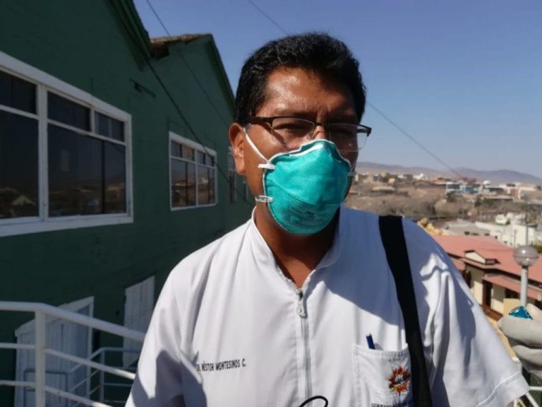 Mollendo y Punta de Bombón en la mira de autoridades de salud