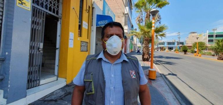 Municipio de El Algarrobal reparte canastas a 500 beneficiarios