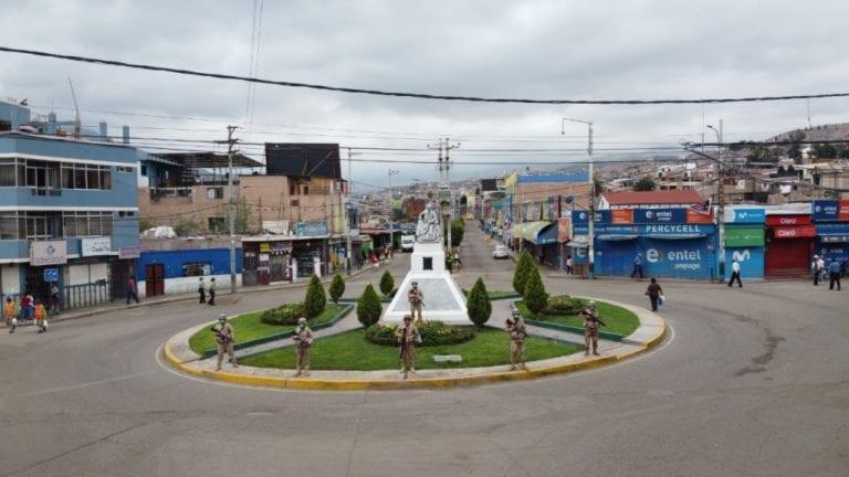 Cuarentena focalizada se mantiene en Moquegua, Puno, Tacna y Cusco