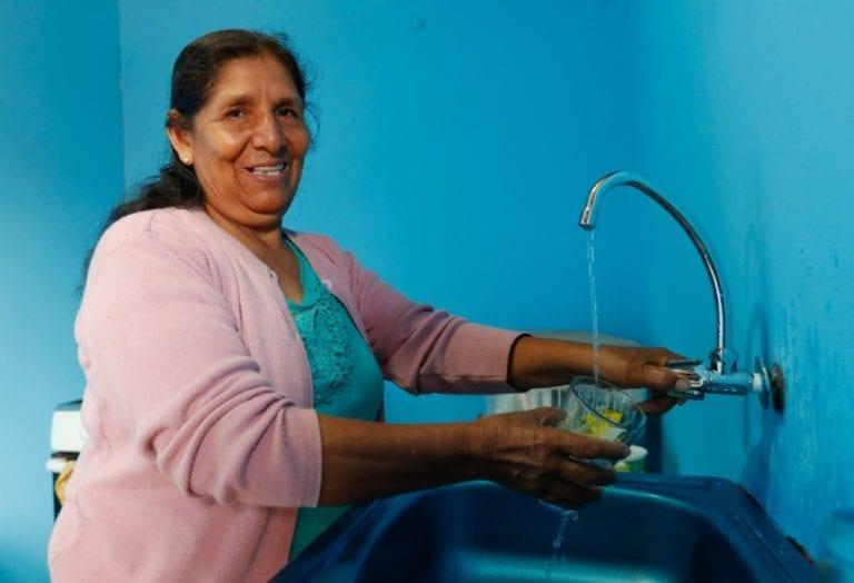 Fraccionarán los recibos de agua